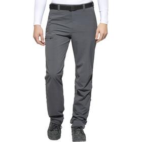 Maier Sports Nil Pantaloni arrotolabili Uomo, grigio